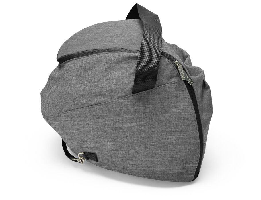 Stokke® Xplory® accessories. Shopping Bag, Black Melange.