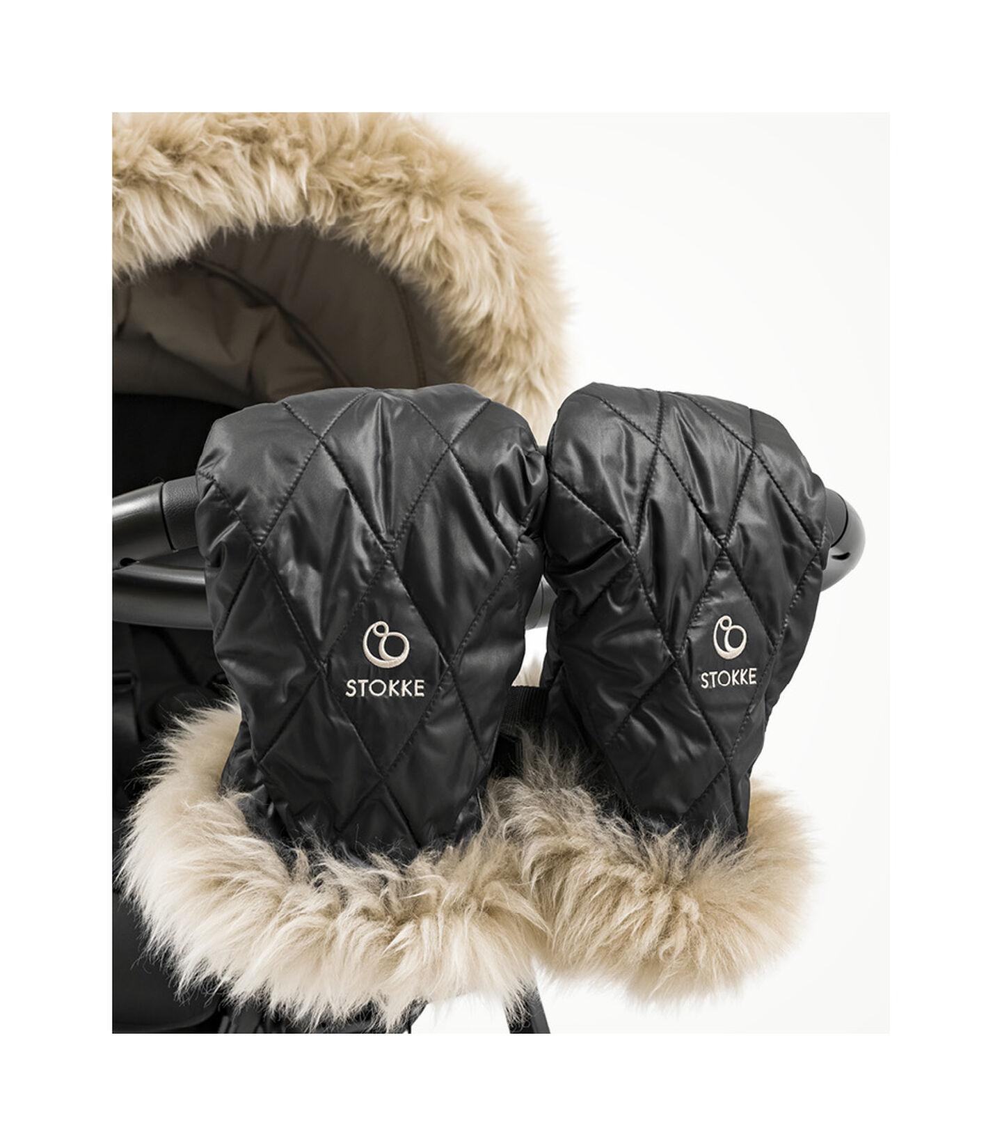 Stokke® Xplory® X Winter Kit Schwarz, Black, mainview view 11