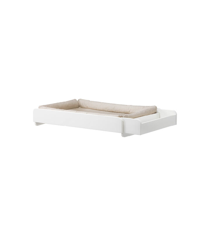 Stokke® Home™ Changer with matress - przewijak z materacem - White, White, mainview view 1
