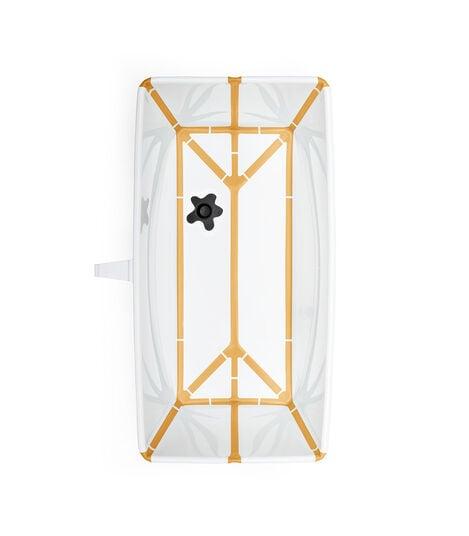 Stokke® Flexi Bath® White Yellow, Blanco Amarillo, mainview view 6