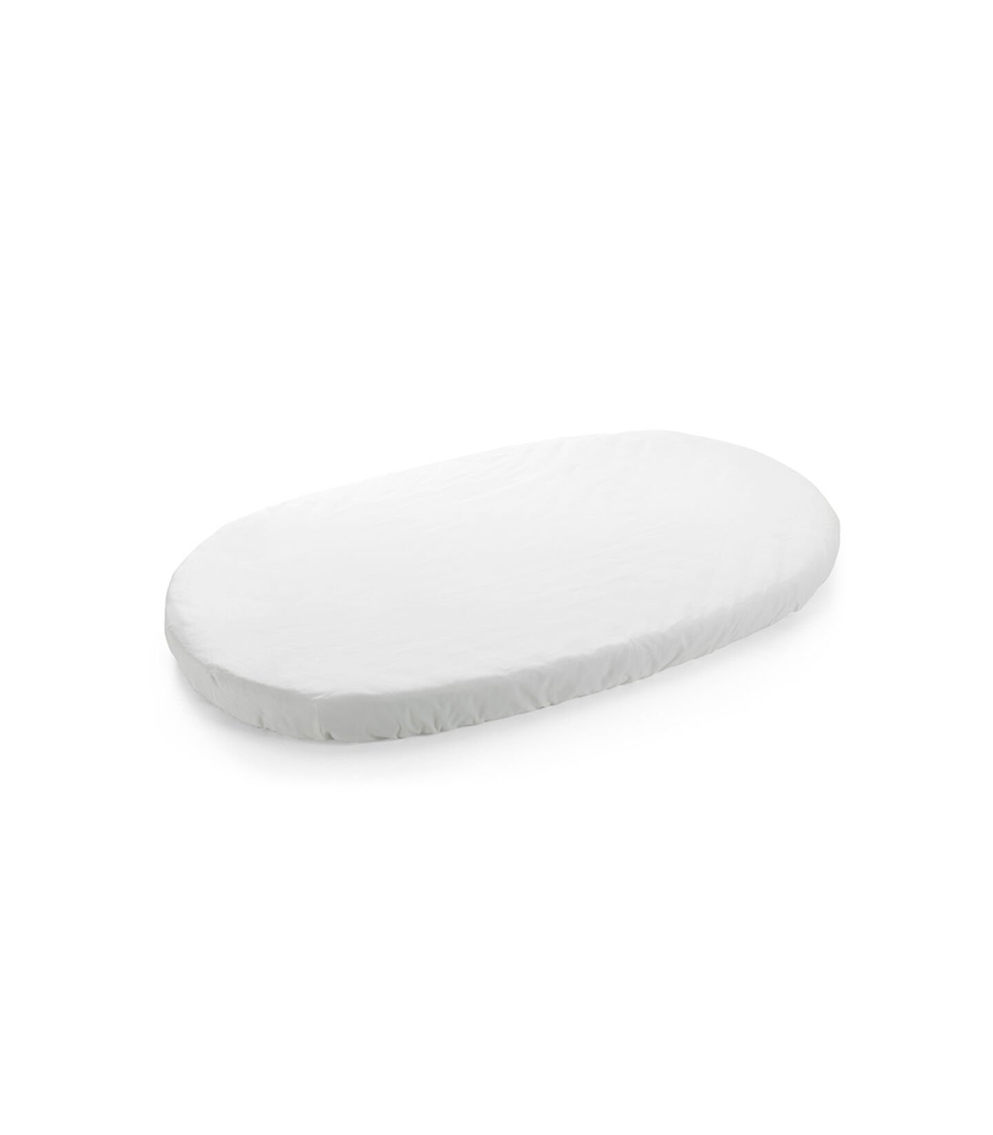 Stokke® Sleepi™ Bed Fitted Sheet. White.