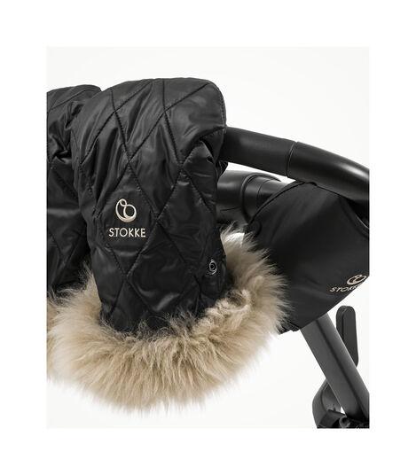 Stokke® Xplory® X Winter Kit Schwarz, Black, mainview view 5