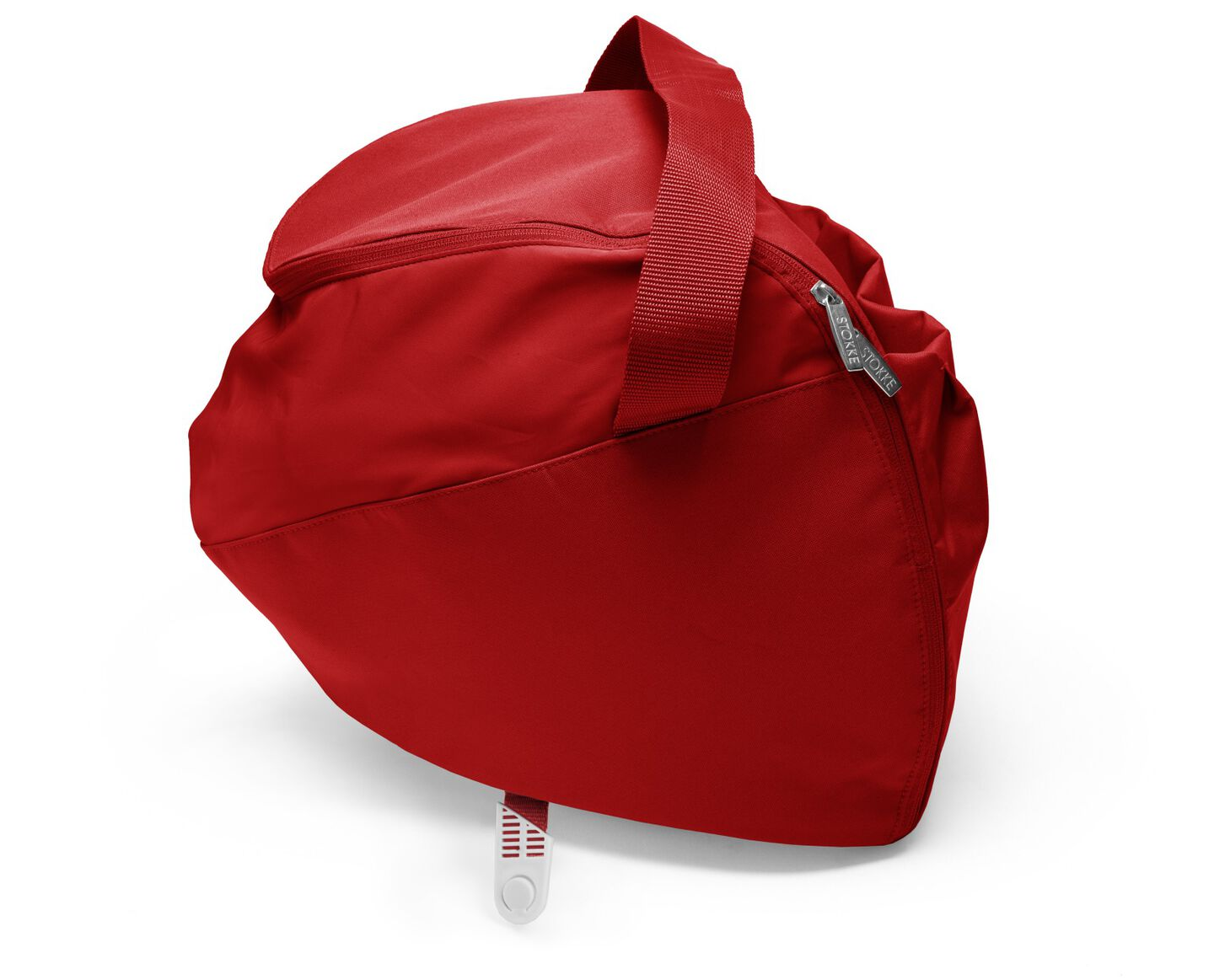 Stokke® Xplory® accessories. Shopping Bag, Red.