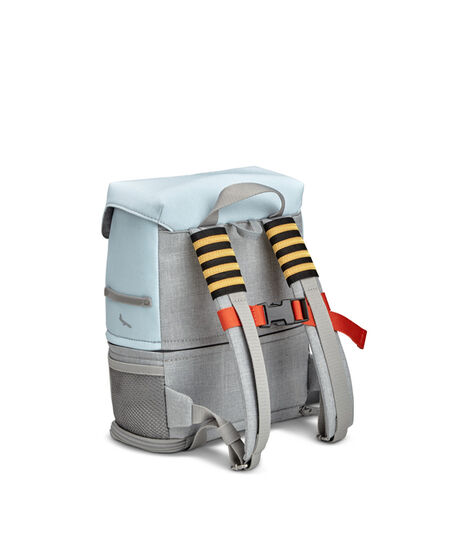 JetKids™ de Stokke® Crew Backpack Blue Sky, Blue Sky, mainview view 3