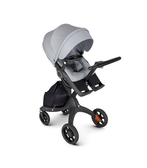 Stokke® Stroller Snack Tray Black, , mainview view 3