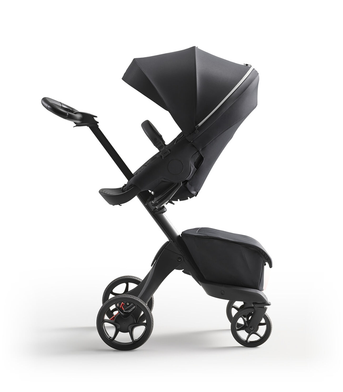 Stokke® Xplory® X Rich Black, Rich Black, mainview view 2