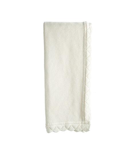 Blanket, Classic White