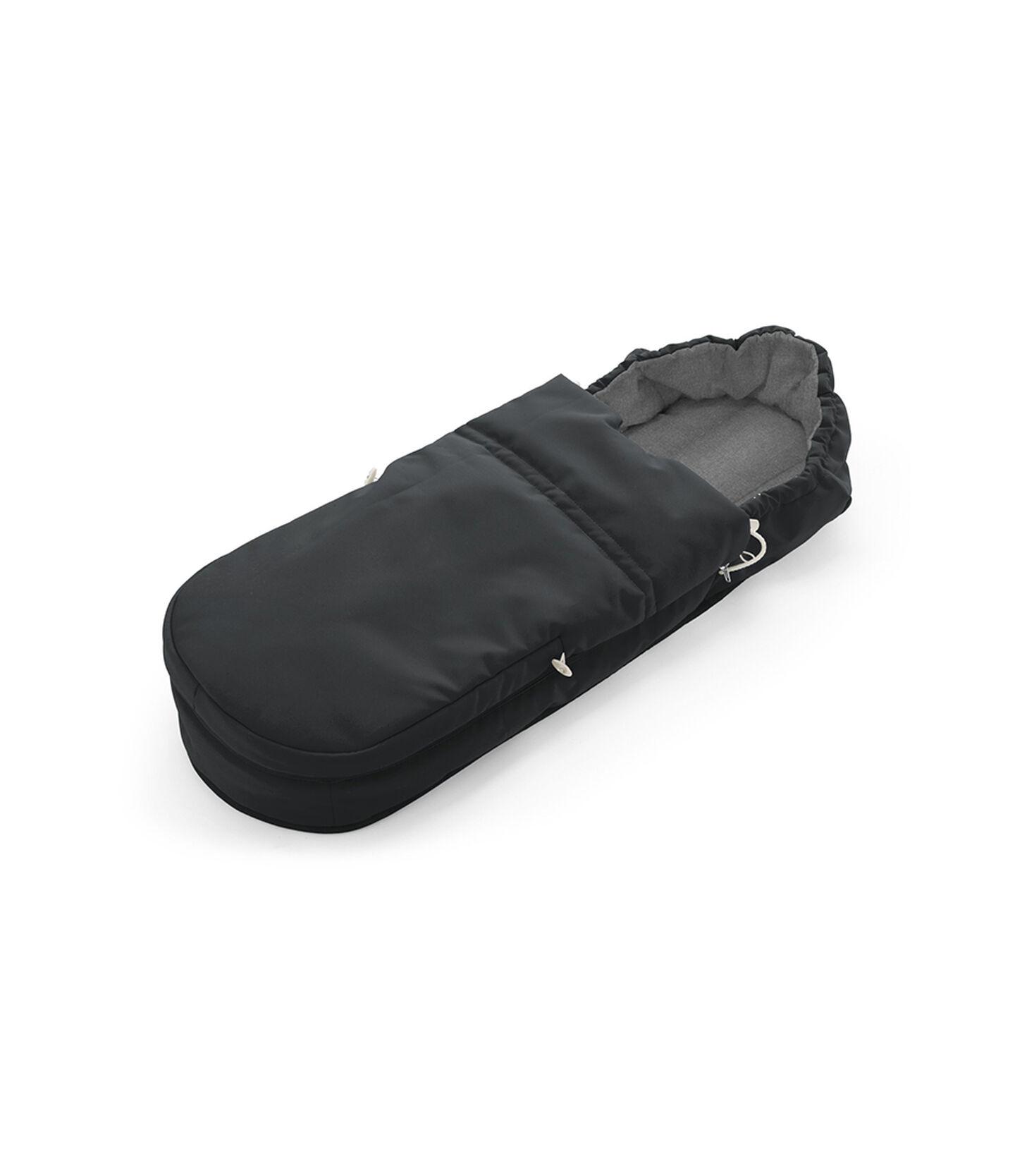 Accessories. Soft Bag, Black.