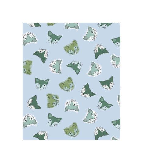 Tripp Trapp® Classic Cushion Blue Fox. Pattern. view 4