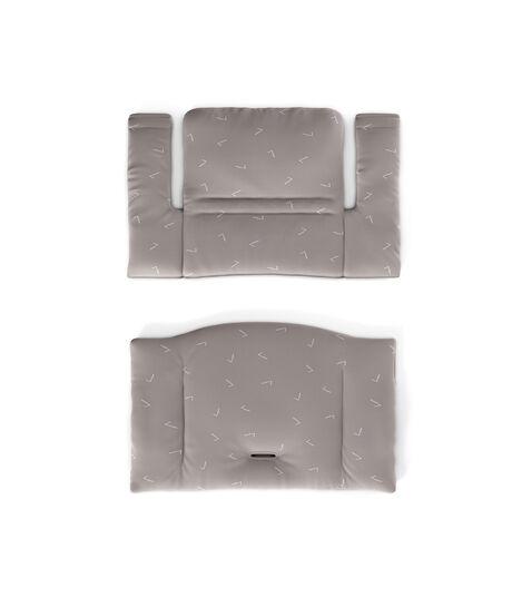Tripp Trapp® Classic Cushion Icon Grey. Flatlay. view 3