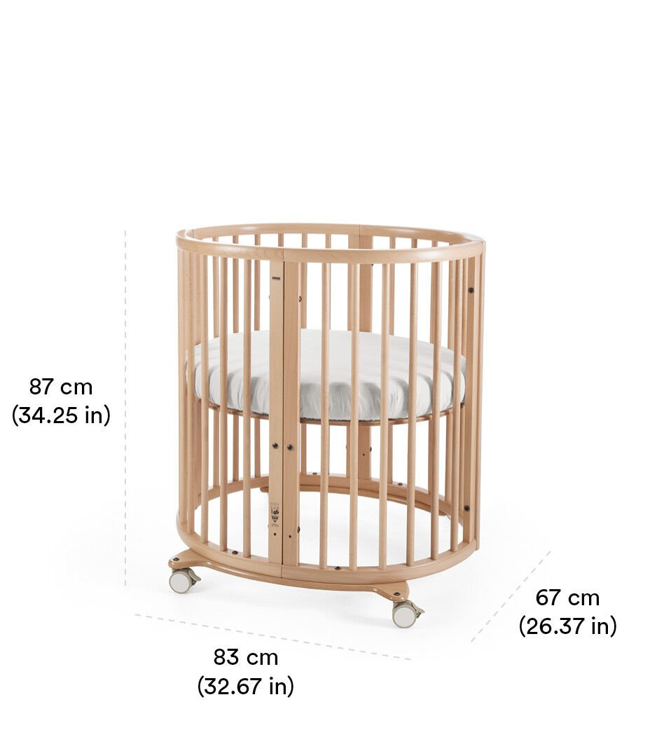 Stokke® Sleepi™ Mini Natural view 1