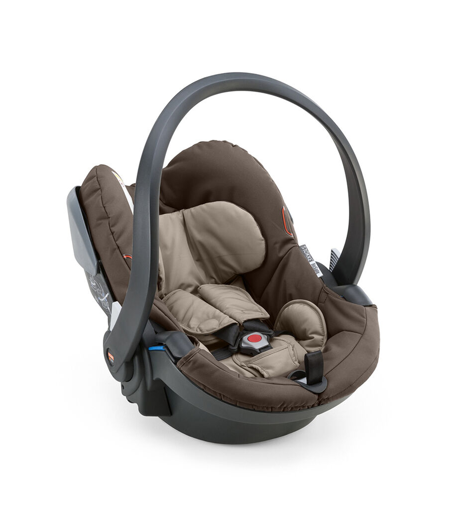 Car Seat, Brown.