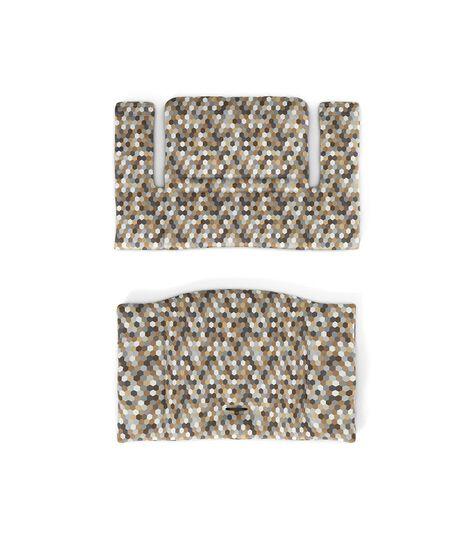 Tripp Trapp® Classic Cushion Honeycomb Calm OCS, Spokojna mozaika, mainview view 2