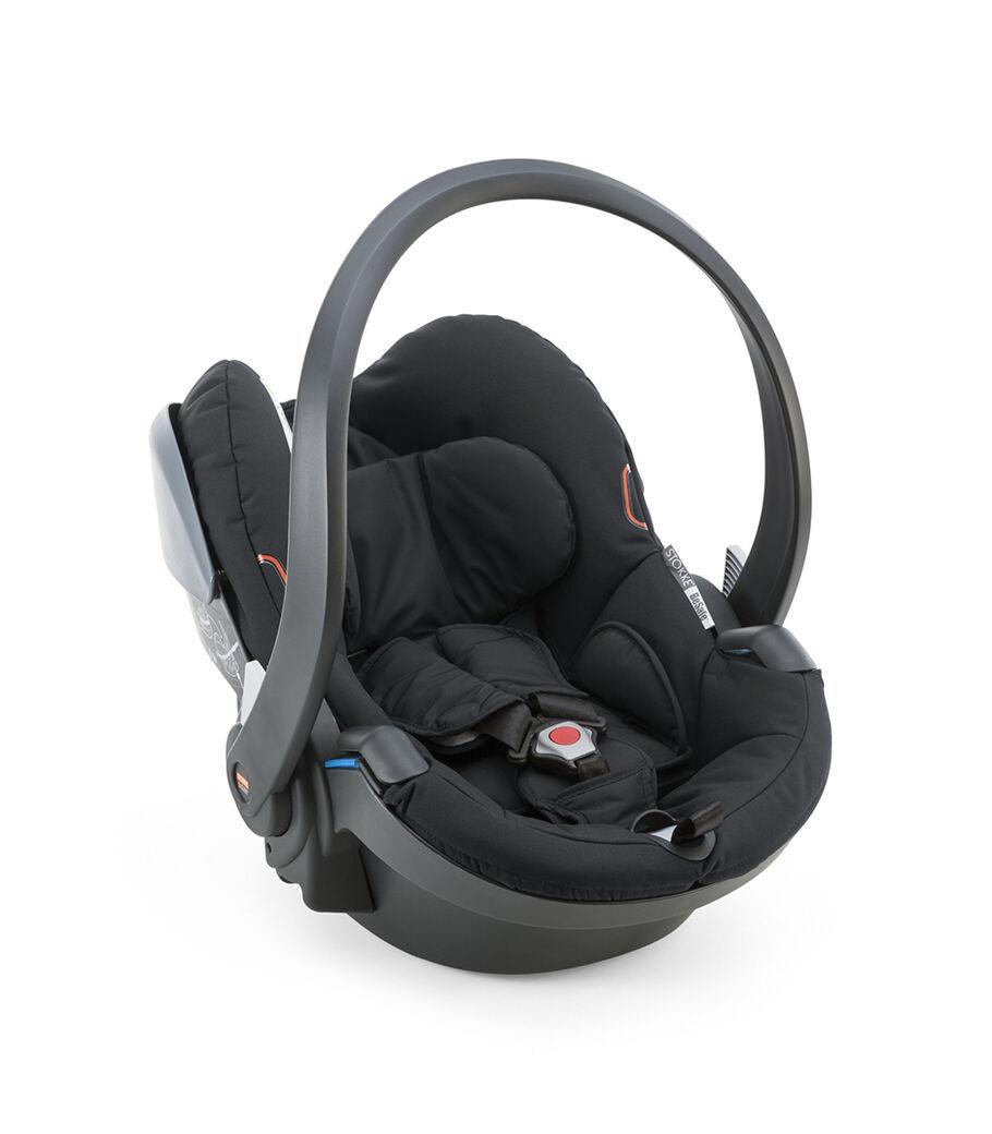Car Seat, Black.