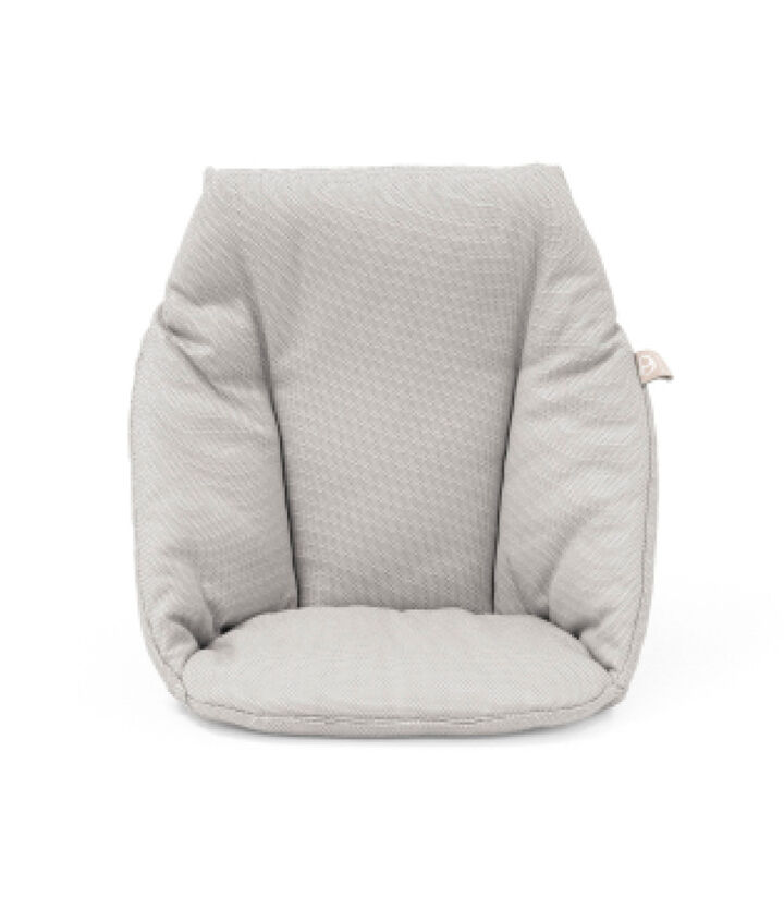 Tripp Trapp® Baby Cushion Timeless Grey.  view 1