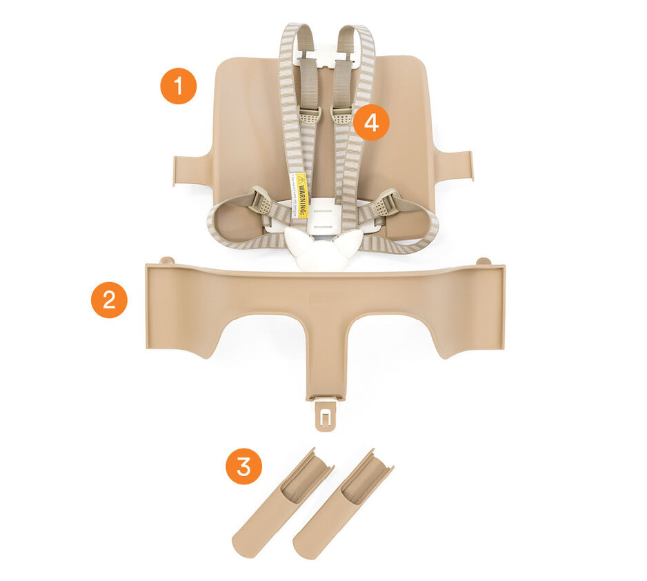 Tripp Trapp® Baby Set What is included US