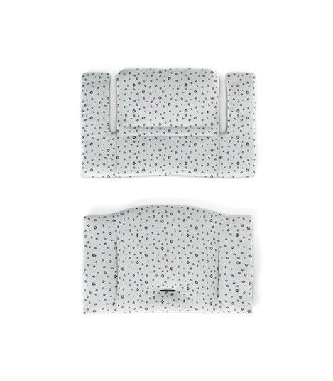 Tripp Trapp® Classic Cushion Lucky Grey. Flatlay.