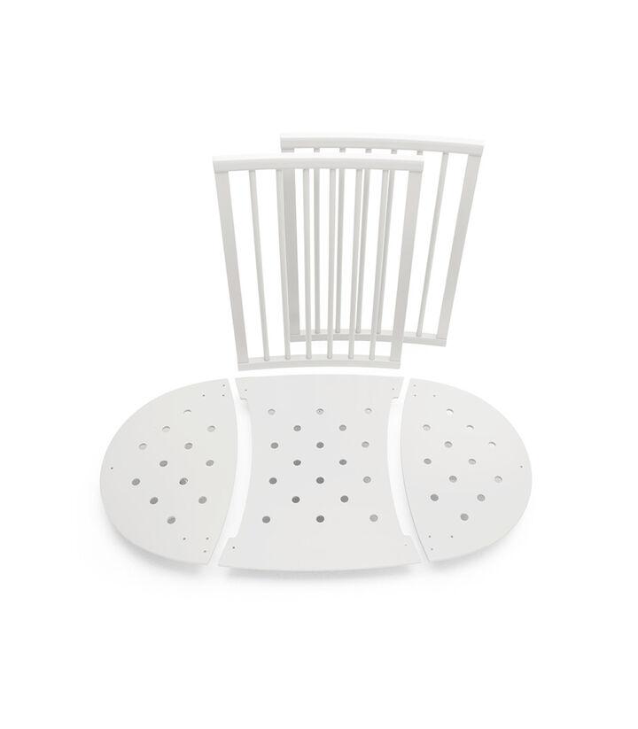 Stokke® Sleepi™ Bed Extension Kit, White. view 1