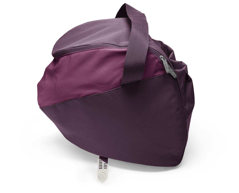 Stokke® Xplory® accessories. Shopping Bag, Purple.