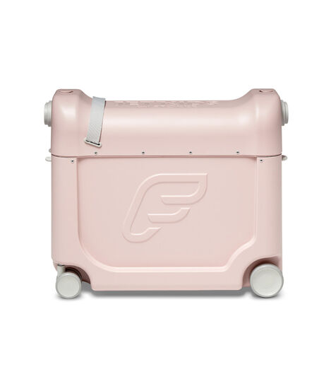 JetKids™ by Stokke® BedBox V3 in Pink Lemonade. view 3