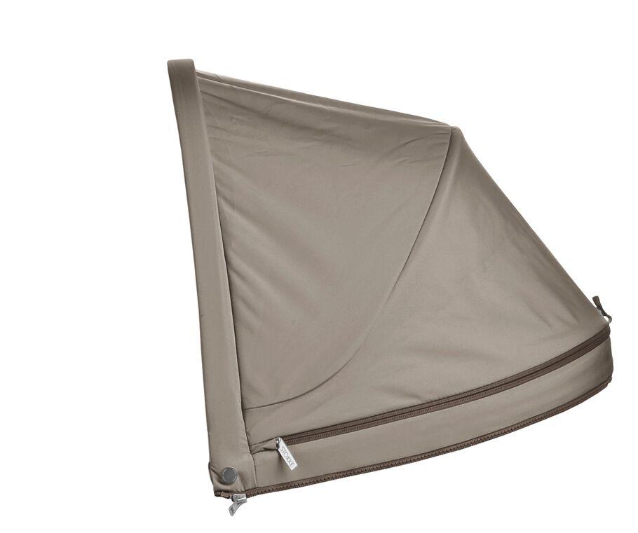 Stokke® Stroller Hood, Brown, mainview