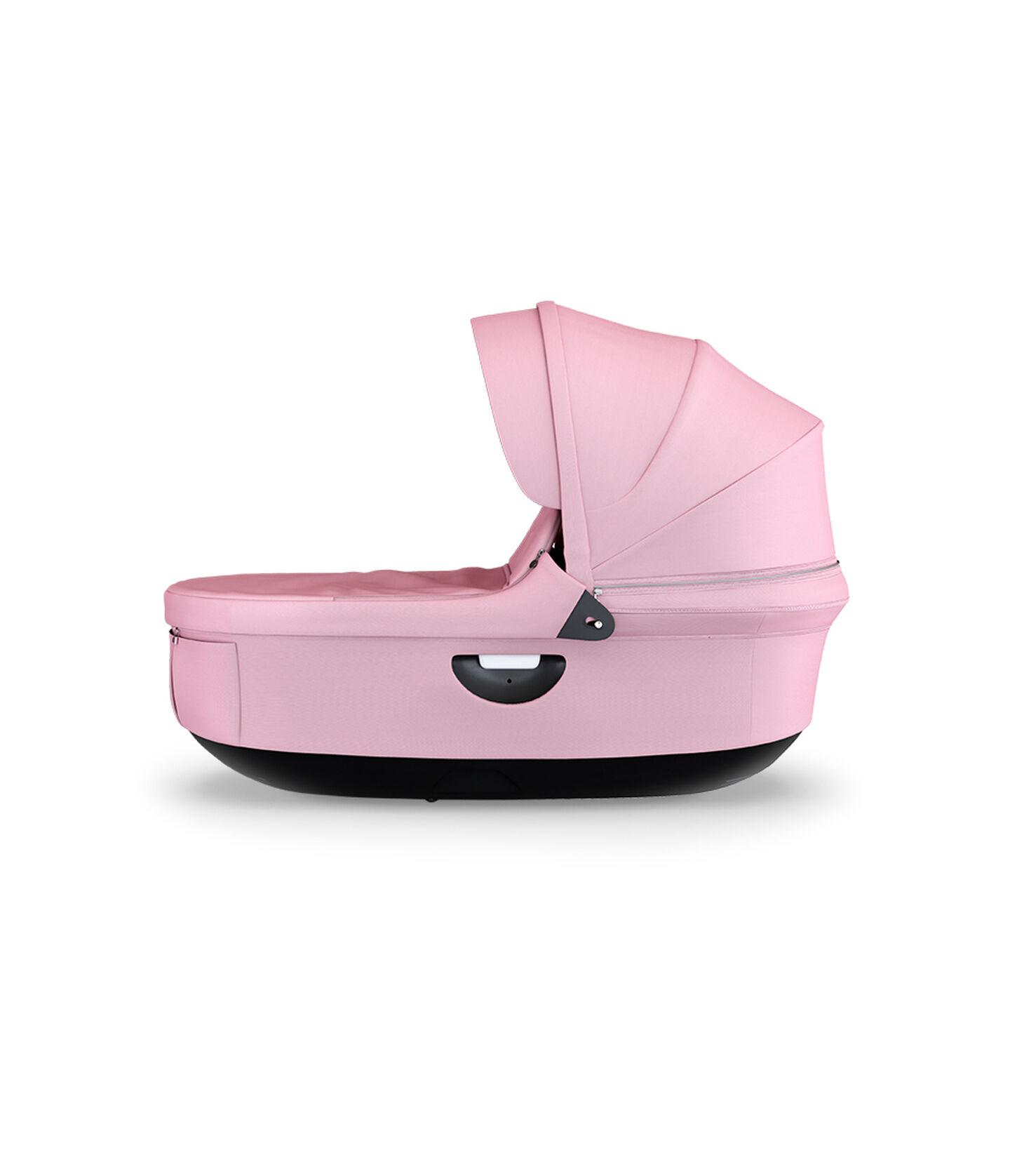 Strokke® Stroller Carry Cot, Lotus Pink.