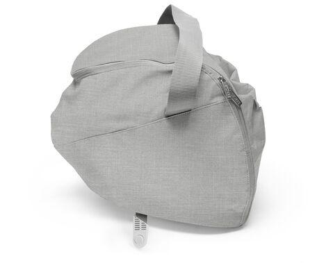 Stokke® Xplory® accessories. Shopping Bag, Grey Melange.