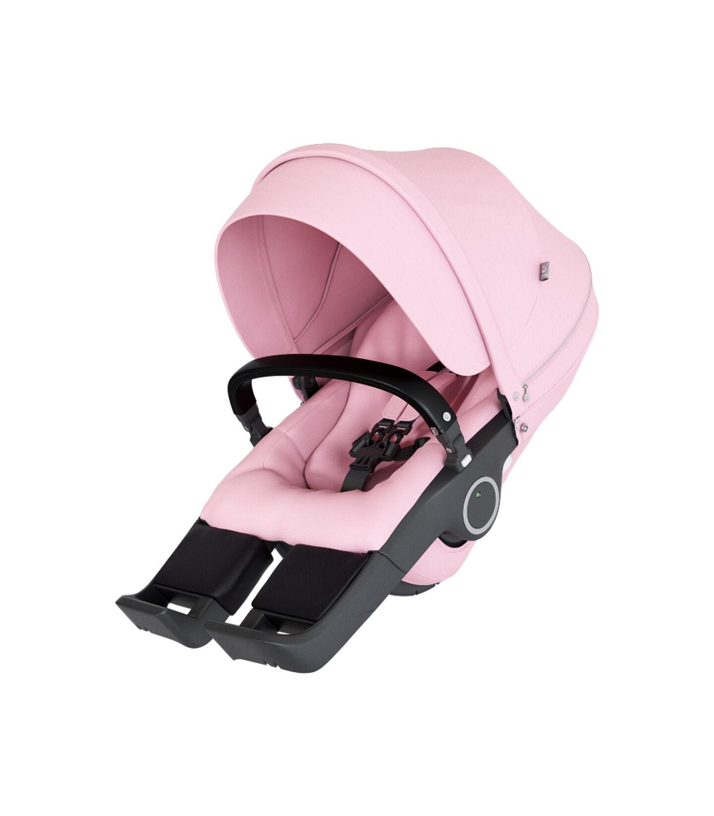 Stokke® Stroller Seat Lotus Pink, Lotus Pink, mainview