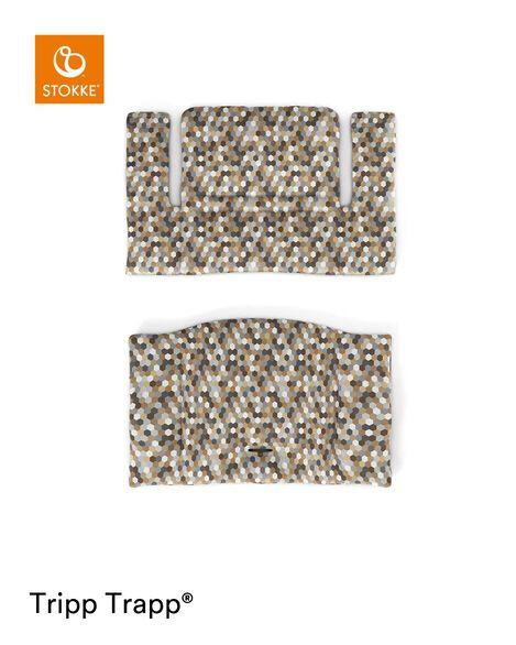Tripp Trapp® Classic Cushion Honeycomb Calm OCS, Ingetogen honingraatmotief, mainview view 6