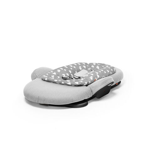 Transat Stokke® Steps™ Grey Clouds, Gris nuage, mainview view 3
