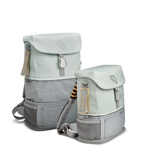 JetKids™ de Stokke® Crew Backpack Green Aurora, Green Aurora, mainview view 5