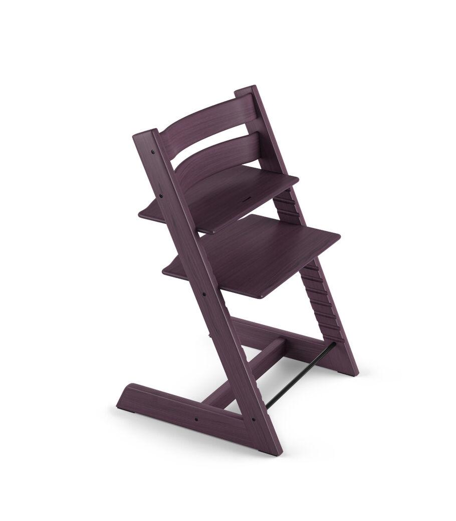 Tripp Trapp® Chair Beech Plum Purple.