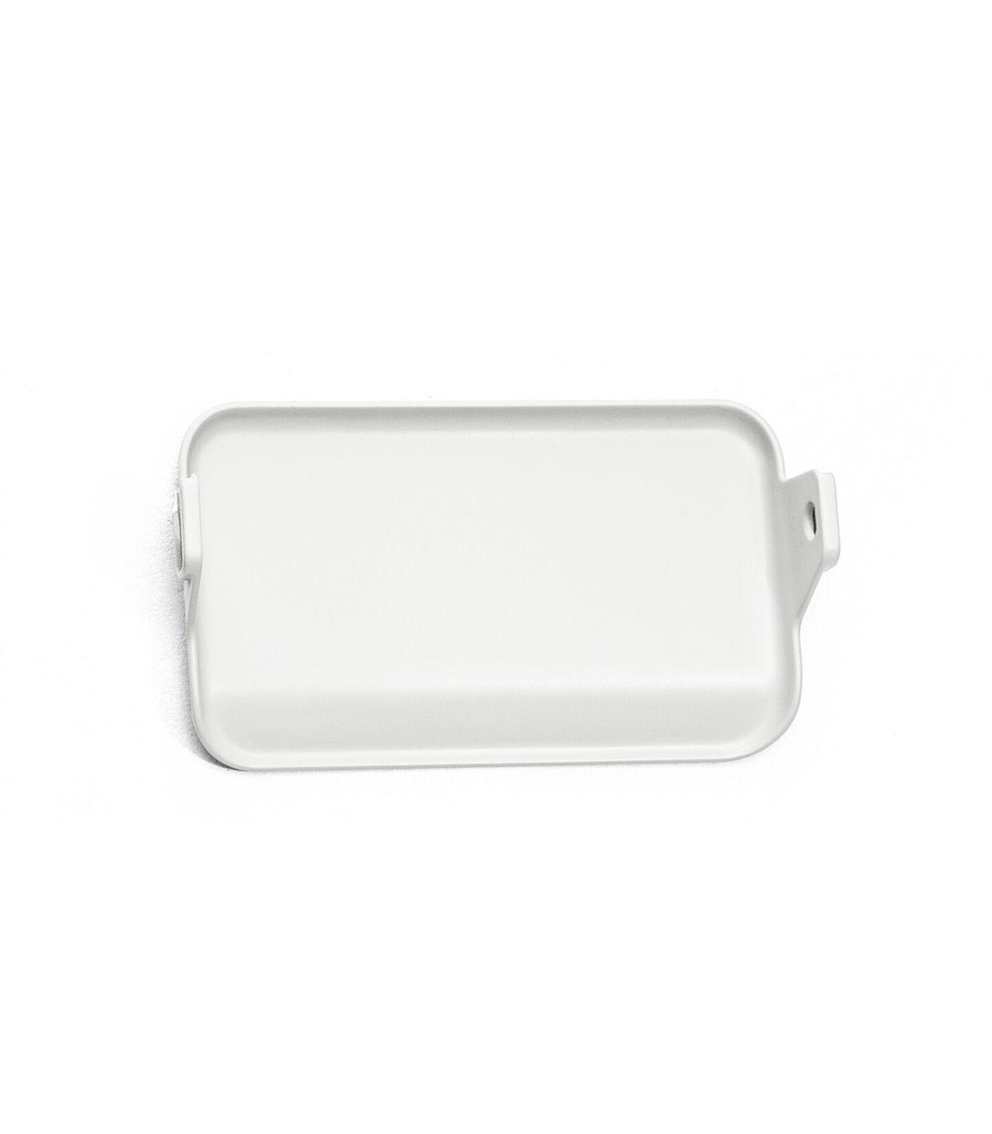 Stokke® Clikk™ fotstøtte - White, White, mainview view 1