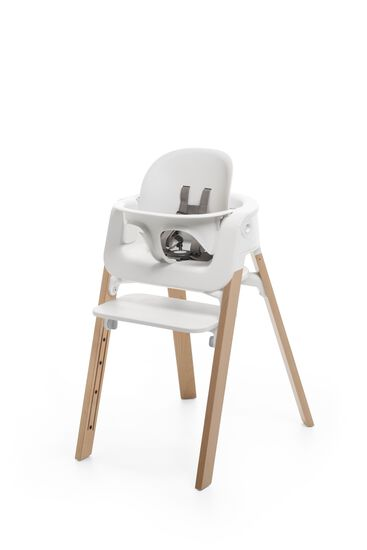 stokke steps chair high chairs stokke. Black Bedroom Furniture Sets. Home Design Ideas