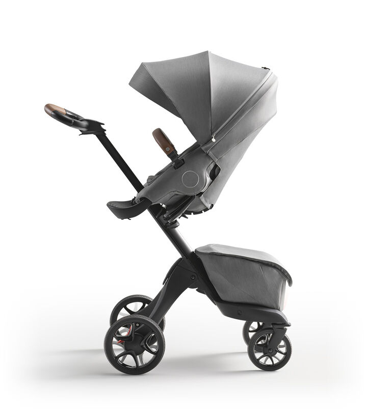 Stokke® Xplory® X, Modern Grey, mainview view 1