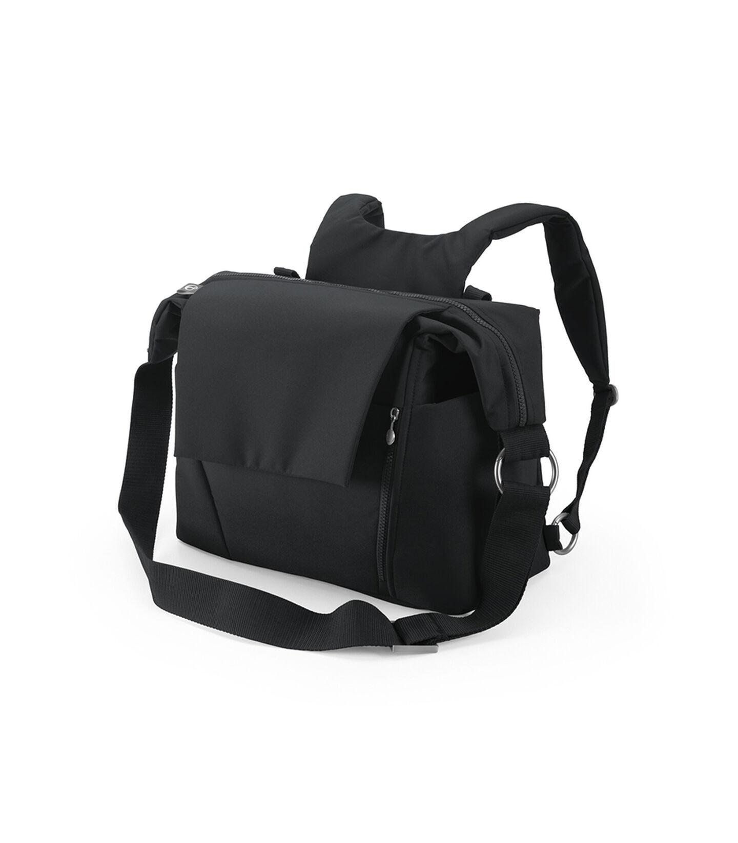 Stokke® Stroller Changing Bag, Black.