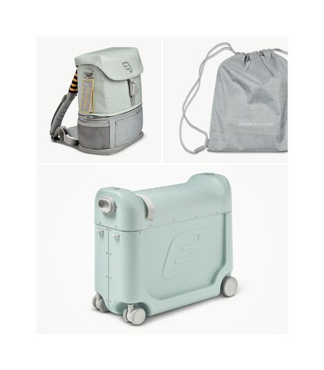 Reisset BedBox™ + Crew BackPack™ Groen/Groen, Green / Green, mainview view 5