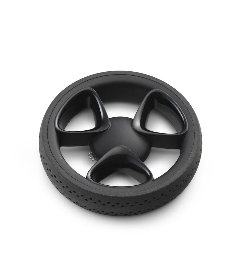 Stokke® Xplory® Back wheel, Black, mainview view 54