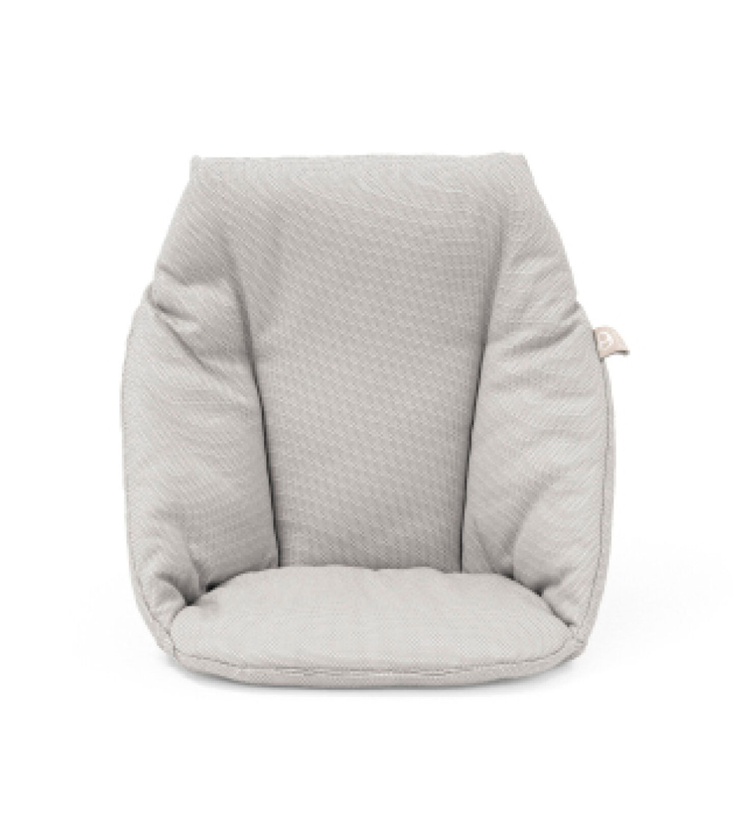 Tripp Trapp® Baby Cushion Timeless Grey OCS, Timeless Grey, mainview view 2