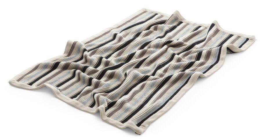 Stokke® Stroller Blanket, Black Multi.