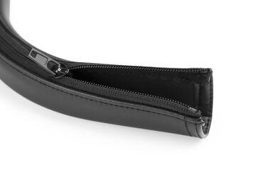 Stokke® Trailz™ Leatherette Handle. Spare part. Detail.