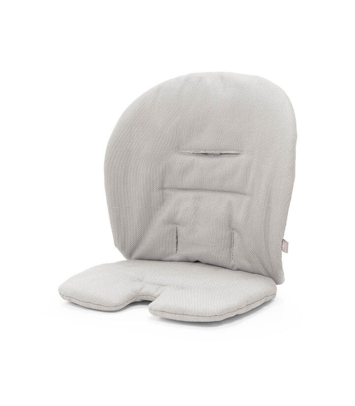 Stokke® Steps™ Baby Set Cushion, Timeless Grey, mainview view 1