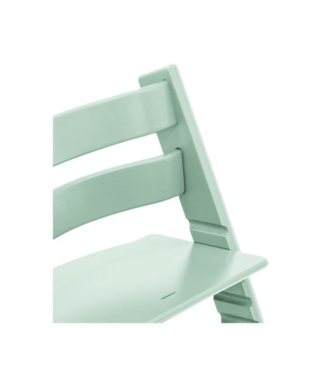 Tripp Trapp® Chair close up photo Soft Mint view 4