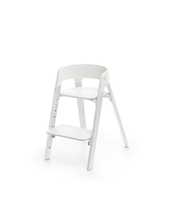 Stokke® Steps™, White, mainview view 1