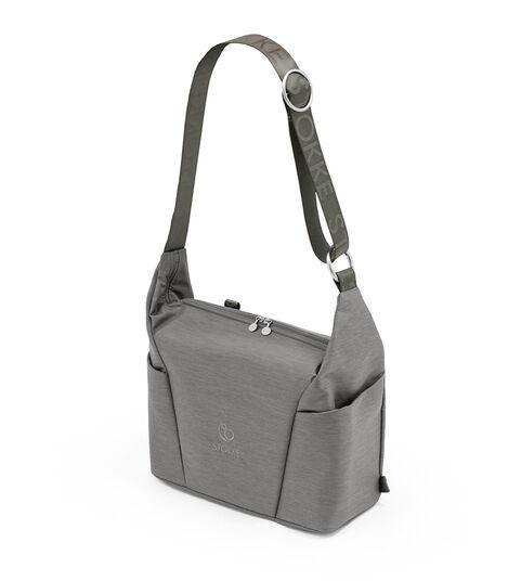 Stokke® Xplory® X Changing bag  Modern Grey, Gris Moderno, mainview view 3