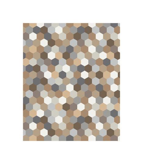 Tripp Trapp® Classic Cushion Honeycomb Calm OCS, Ingetogen honingraatmotief, mainview view 4