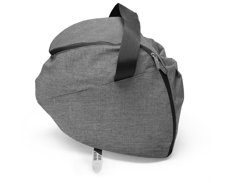 Stokke® Xplory® accessories. Shopping Bag, Black Melange.