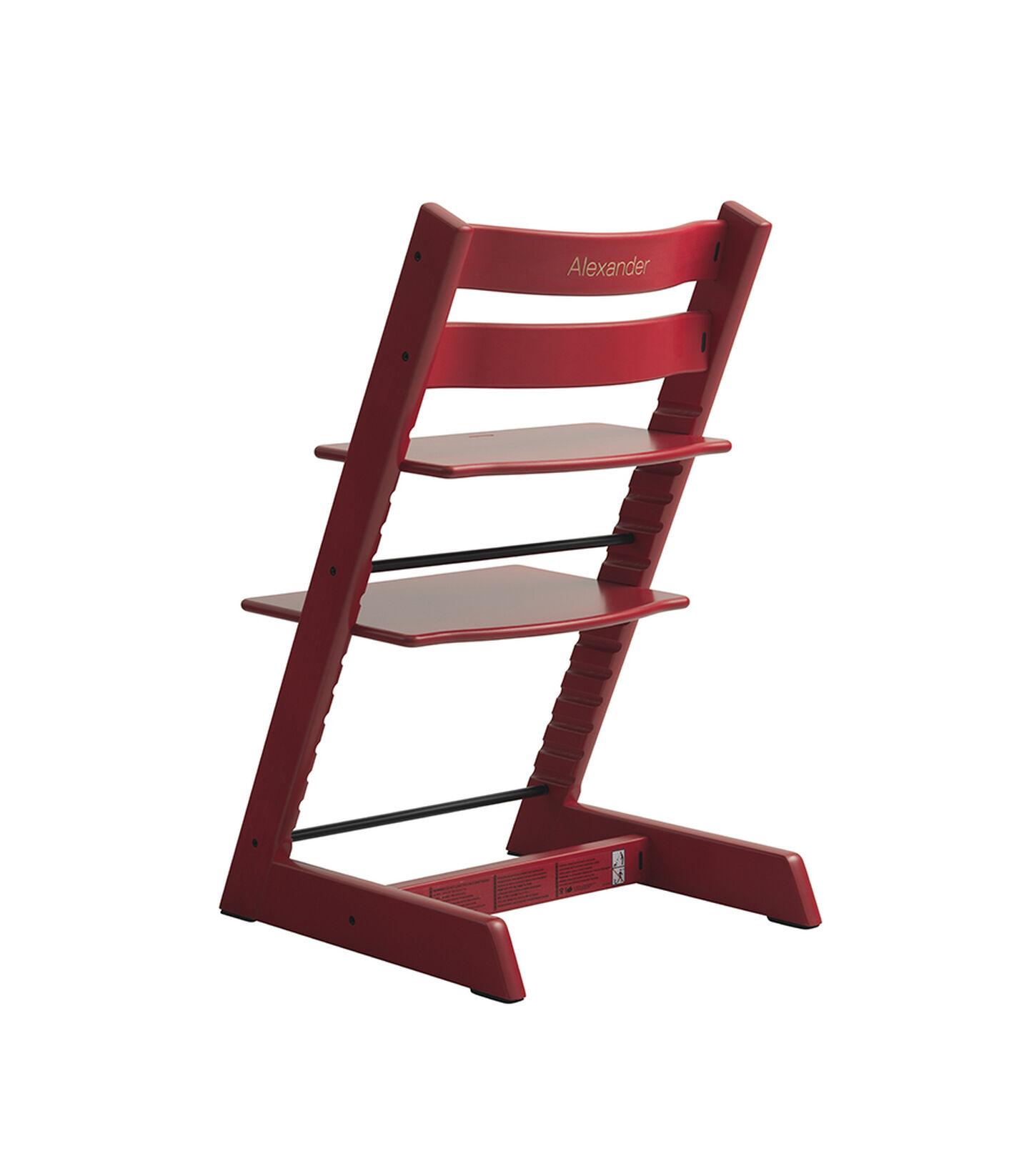 tripp trapp stuhl red. Black Bedroom Furniture Sets. Home Design Ideas