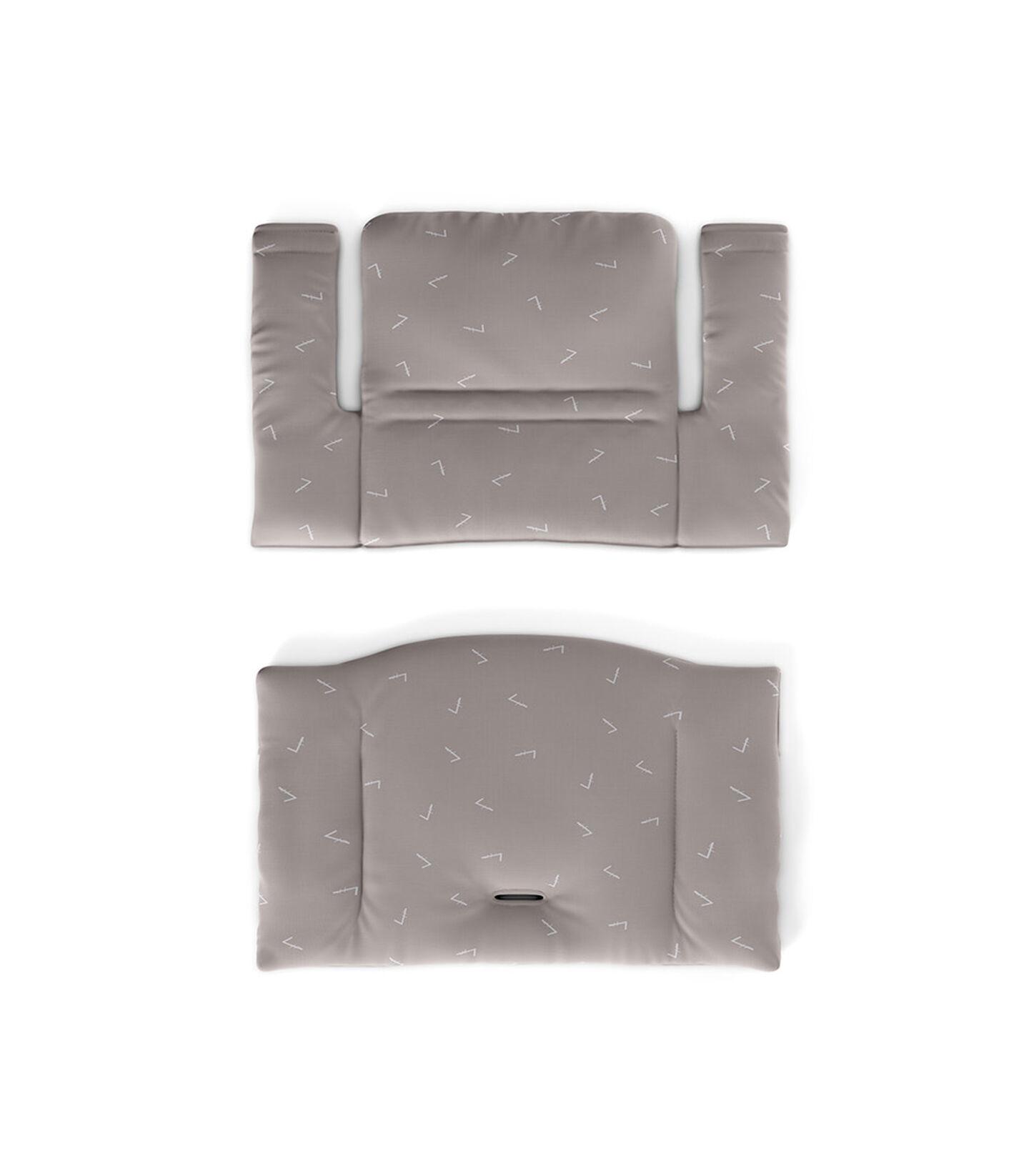Tripp Trapp® Classic Cushion Icon Grey. Flatlay. view 2