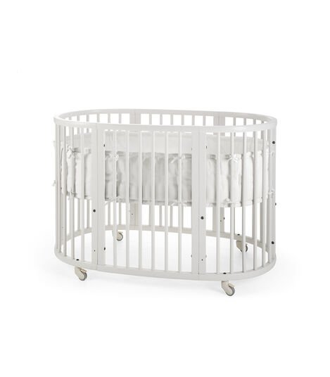 Stokke® Sleepi™ Bumper White, White, mainview view 5